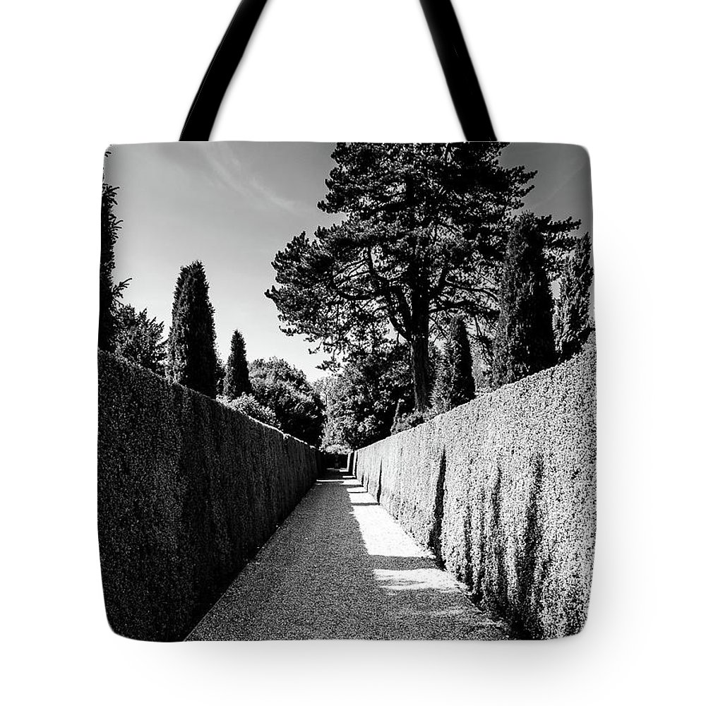 Young Girl Tote Bag featuring the photograph Ickworth House, Image 17 by Jonny Essex