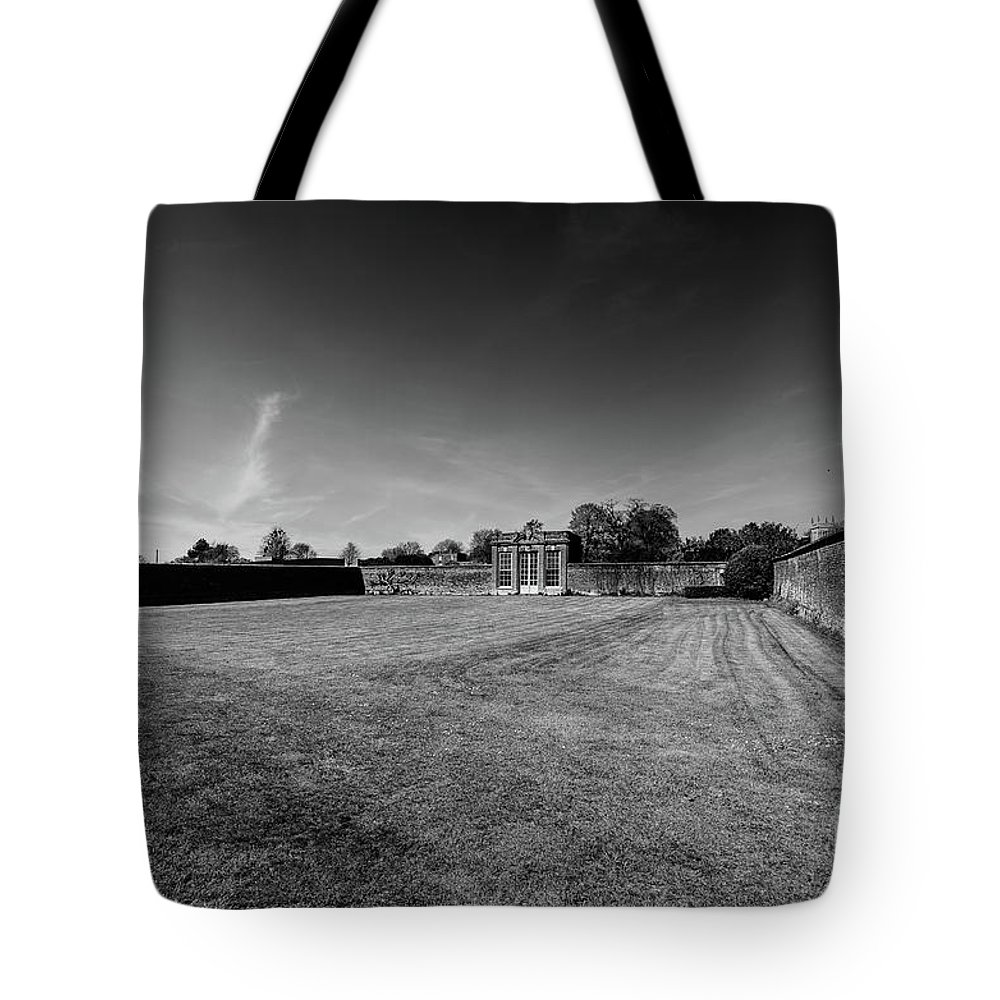 Young Girl Tote Bag featuring the photograph Ickworth House, Image 21 by Jonny Essex