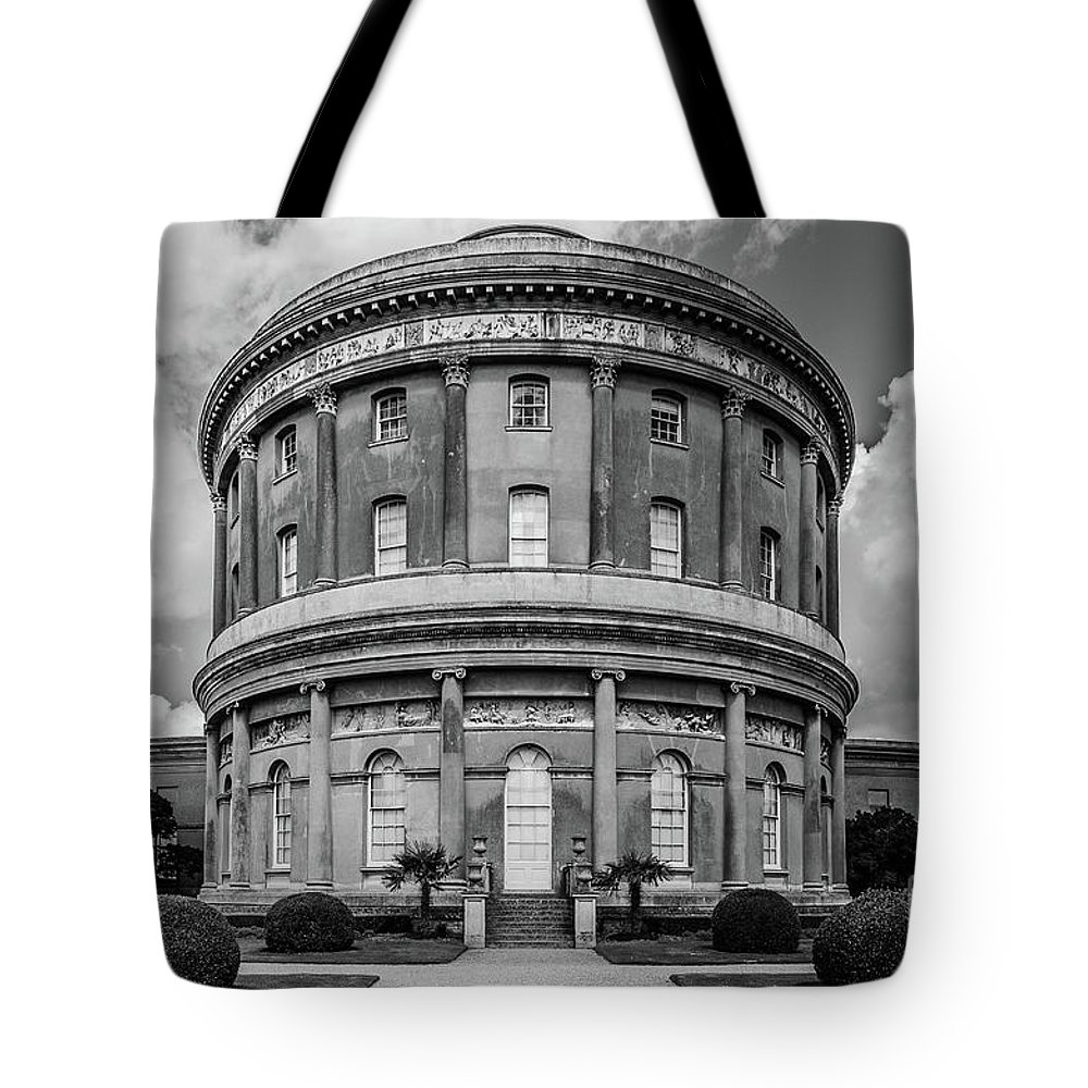 Young Girl Tote Bag featuring the photograph Ickworth House, Image 26 by Jonny Essex