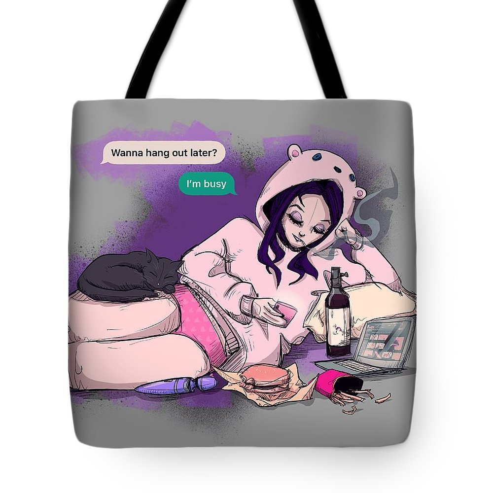 Busy Tote Bags