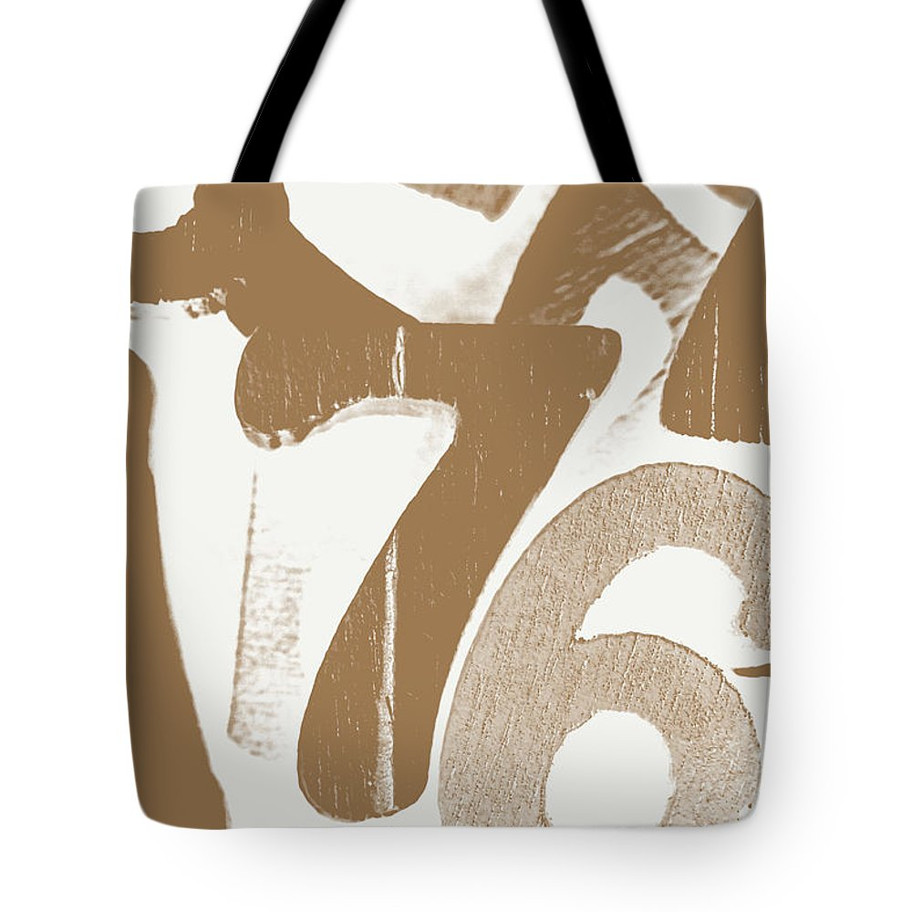 Vintage Tote Bag featuring the photograph Insignia Old by Jorgo Photography - Wall Art Gallery