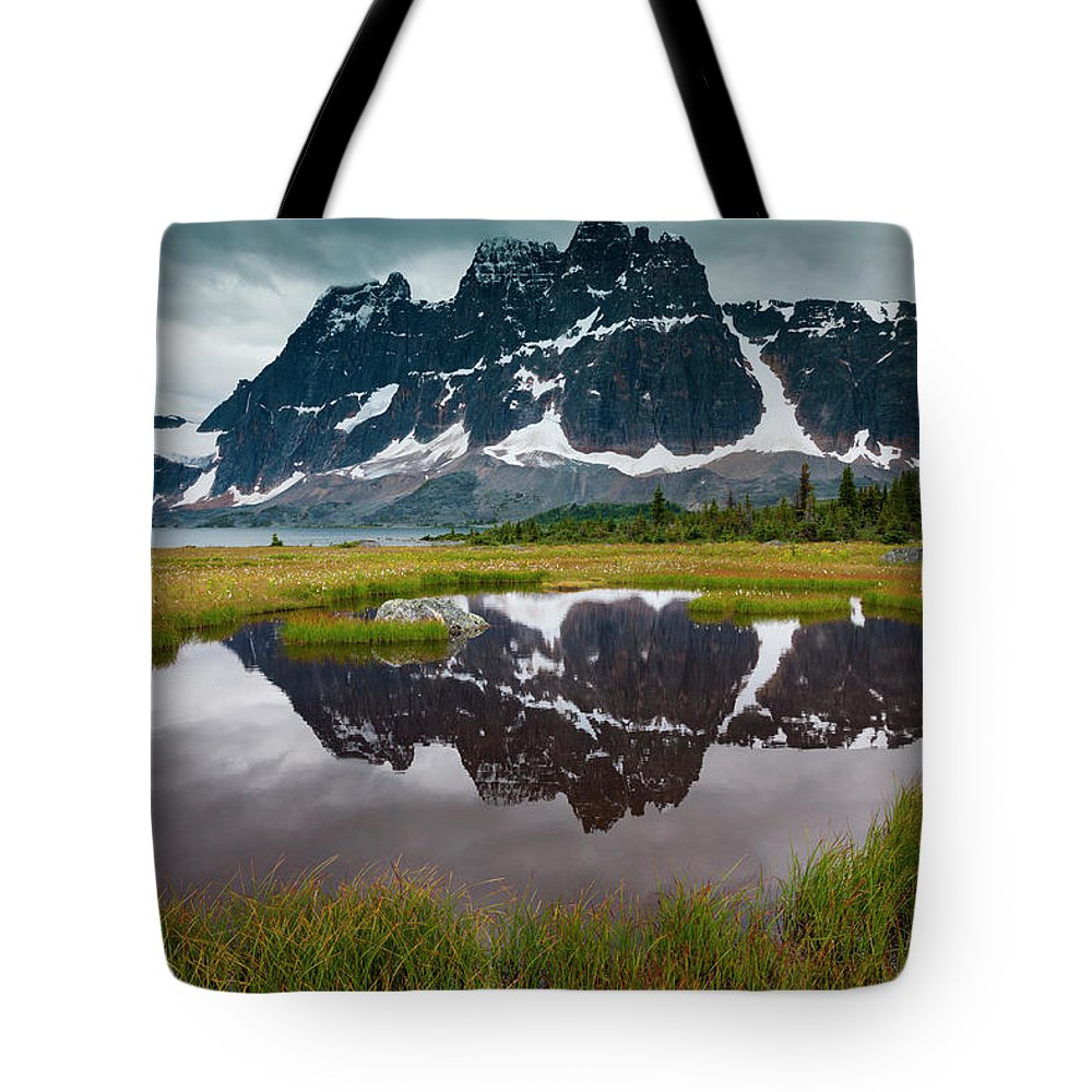 Unesco Tote Bag featuring the photograph Jasper National Park, Alberta, Canada by Mint Images/ Art Wolfe
