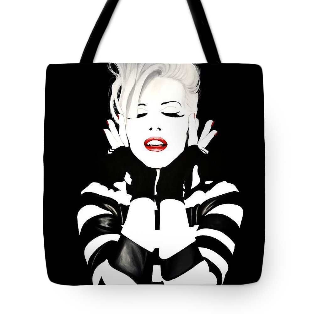 Kora Paintings Tote Bags