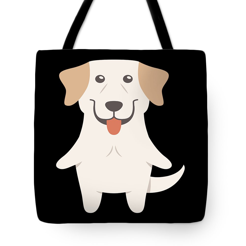 Best-dog-gift Tote Bag featuring the digital art Labrador Retriever Gift Idea by DogBoo