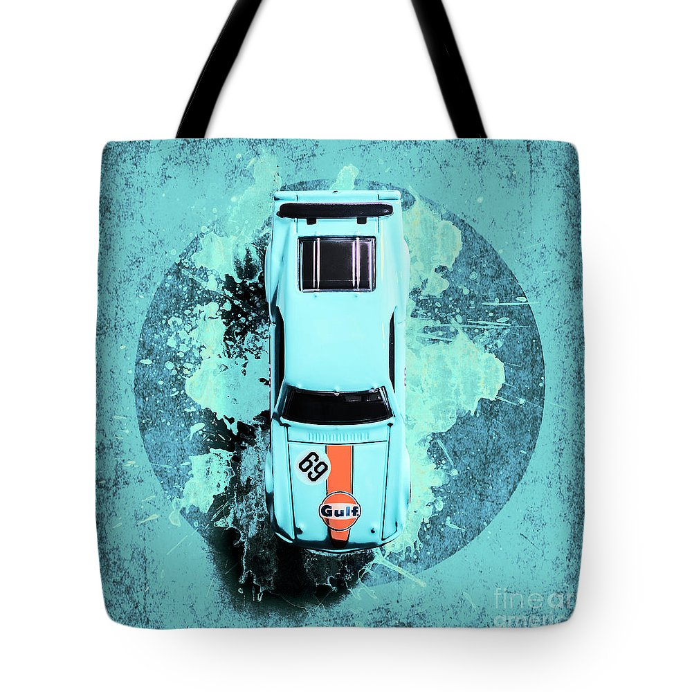 Car Tote Bag featuring the photograph Like A Boss by Jorgo Photography - Wall Art Gallery