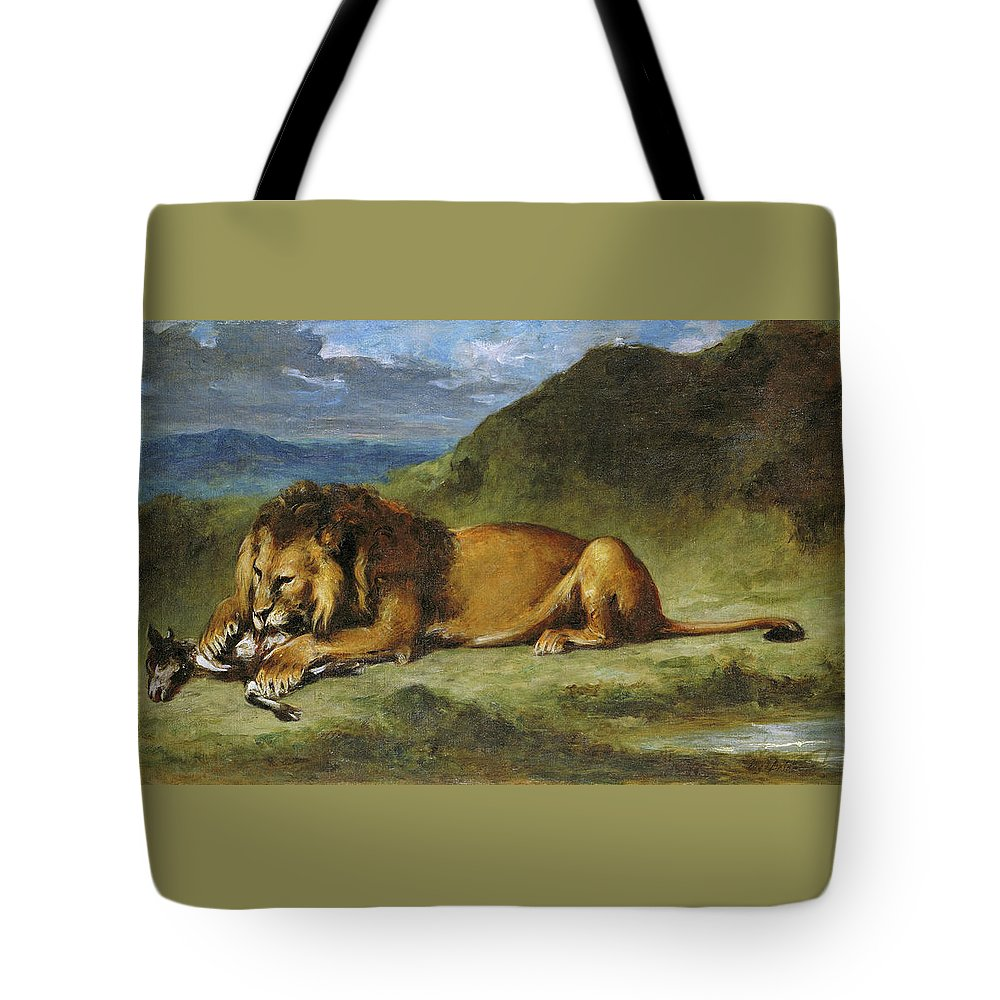 Lion King Tote Bags
