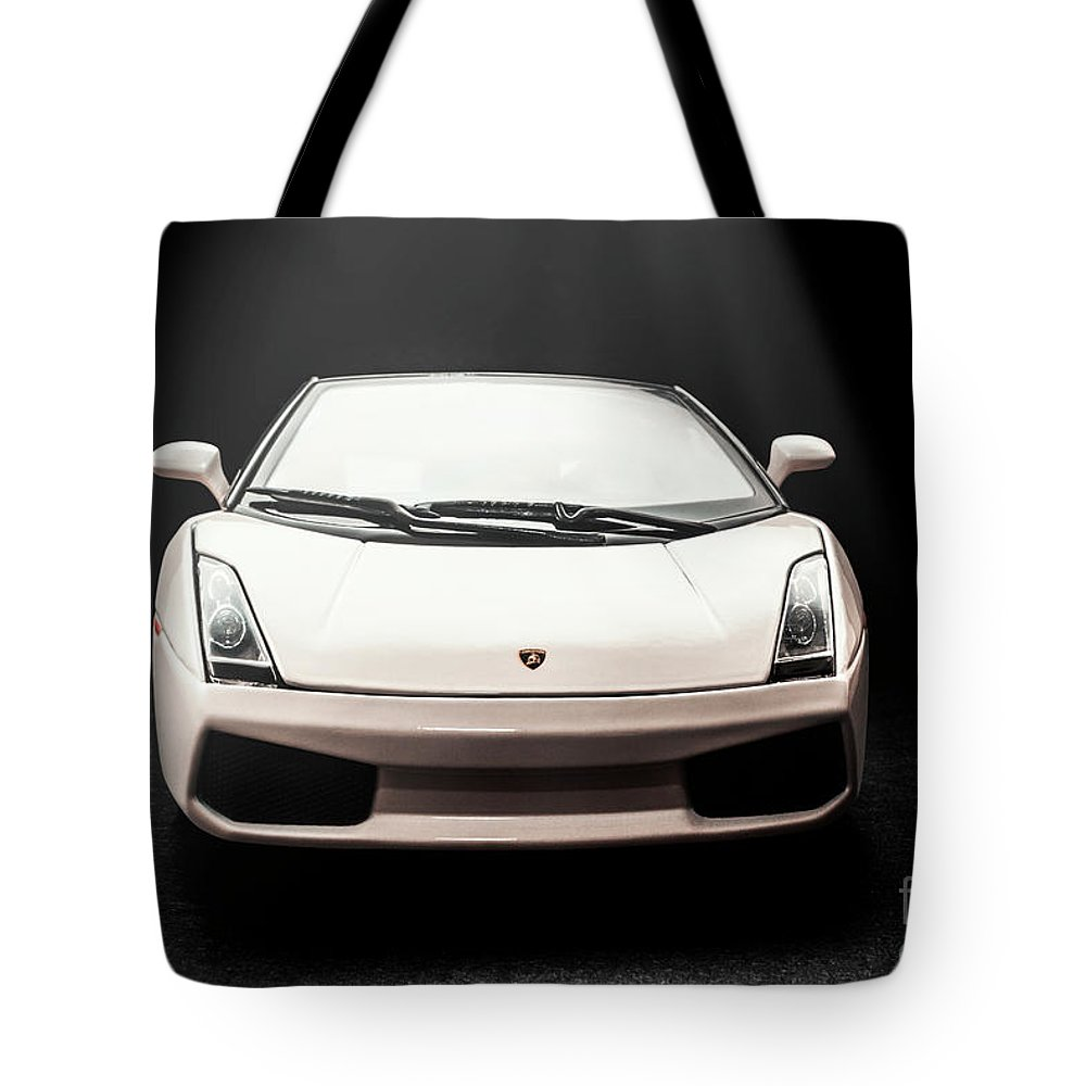 Gallardo Tote Bag featuring the photograph Lit Luxury by Jorgo Photography - Wall Art Gallery