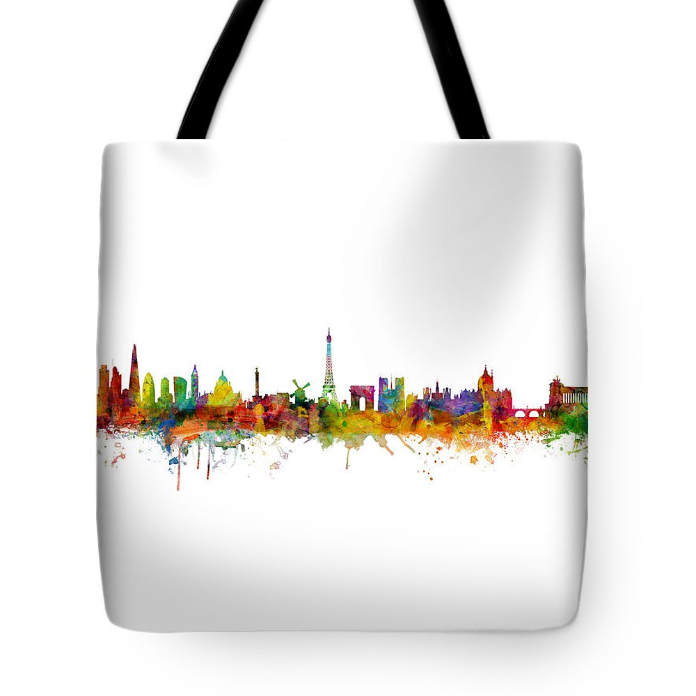 Designs Similar to London, Paris And Rome Skylines