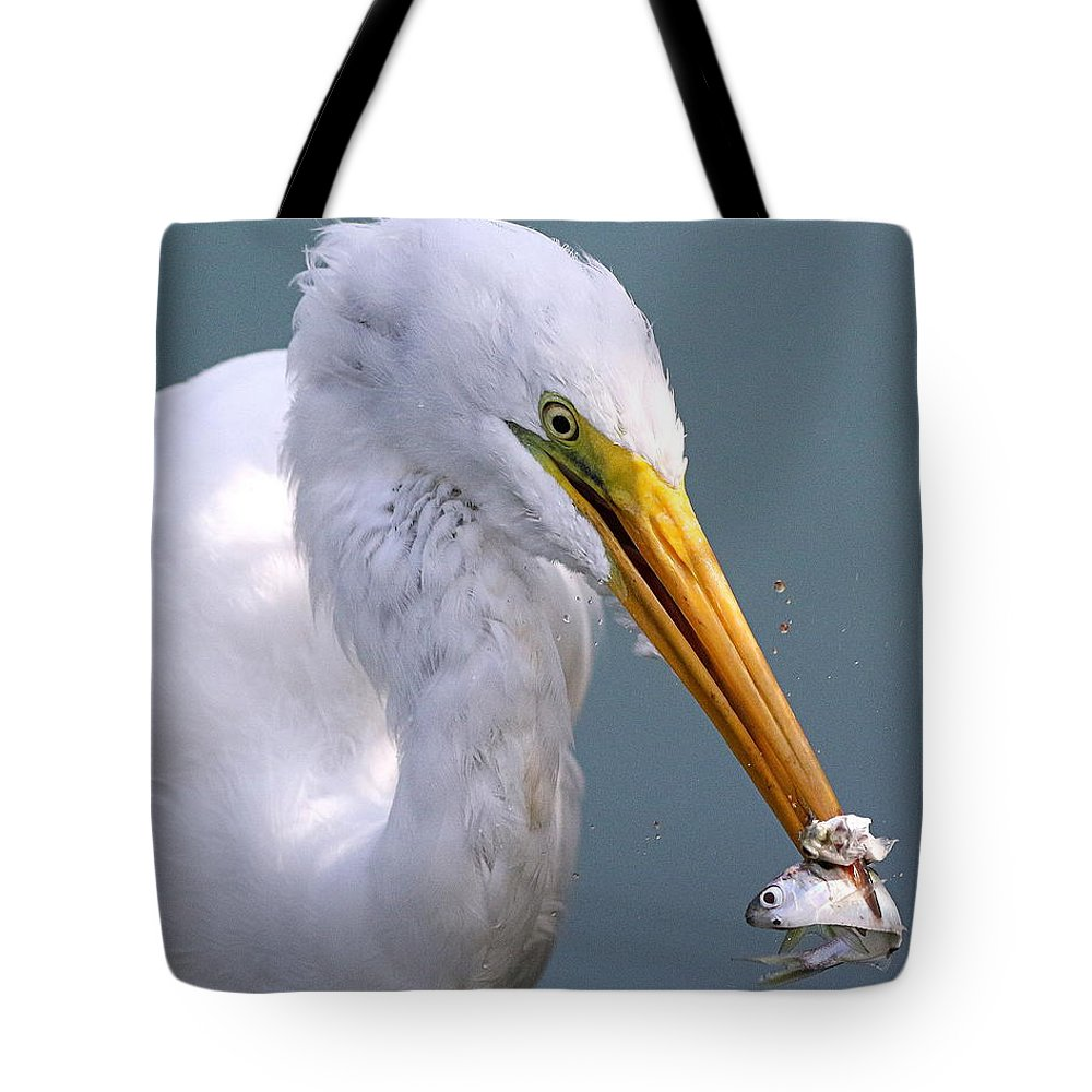 Nature Tote Bag featuring the photograph Make It A Double by Rob Wallace Images