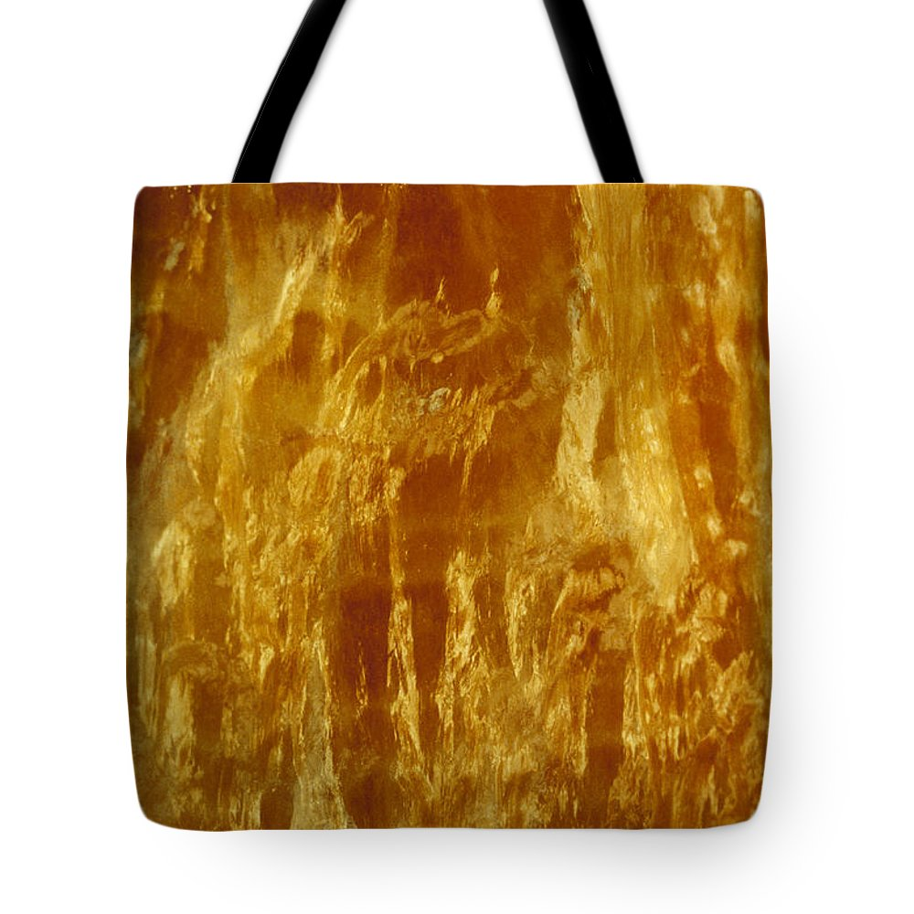 Mineral Tote Bag featuring the photograph Marble by David Wasserman