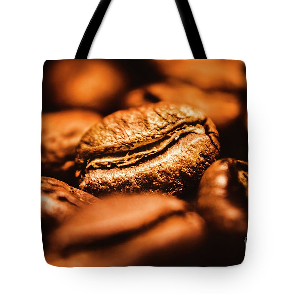 Brown Tote Bag featuring the photograph Morning Light by Jorgo Photography - Wall Art Gallery
