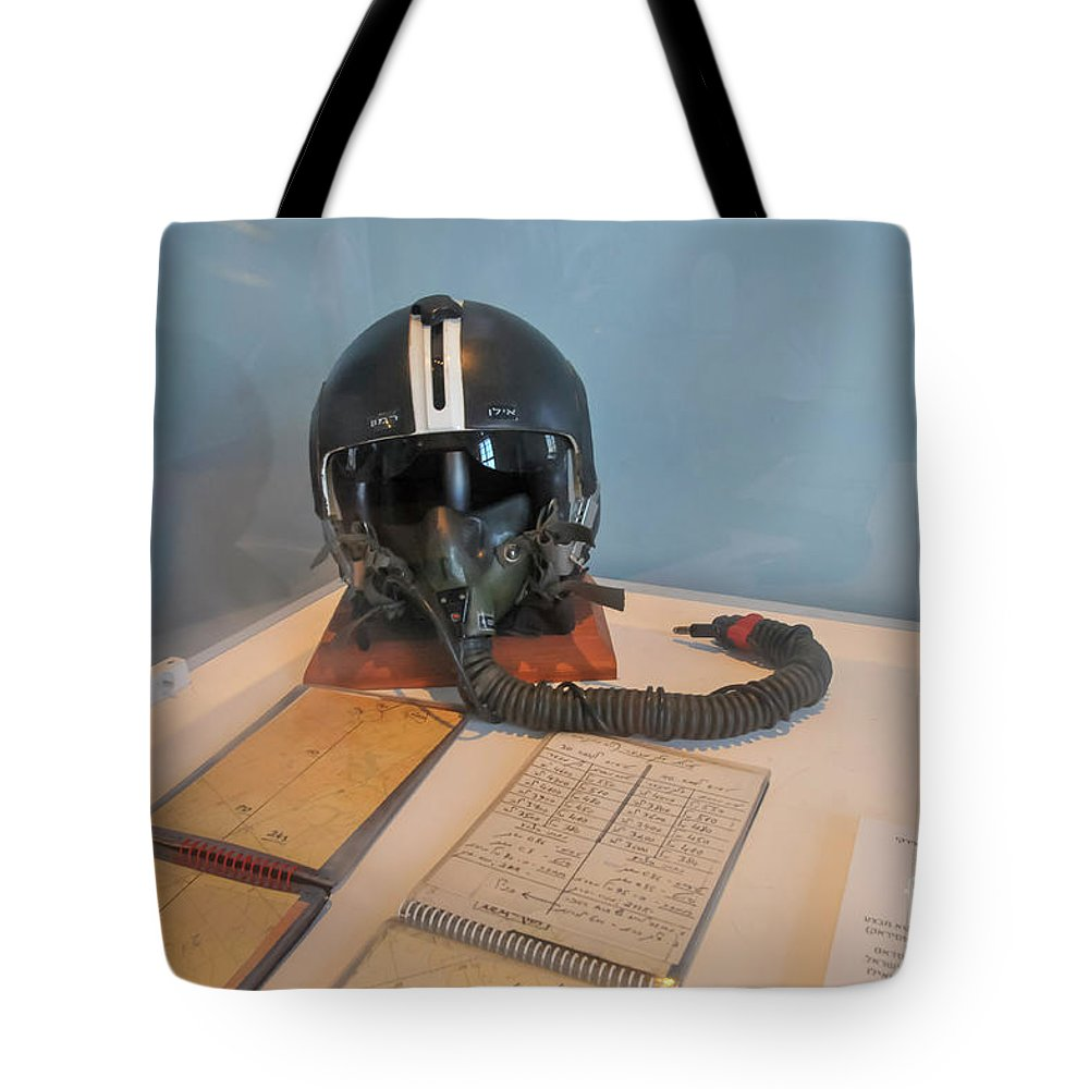 Ilan Ramon Tote Bag featuring the photograph Museum Of Science, Haifa, Israel A3 by Shay Levy