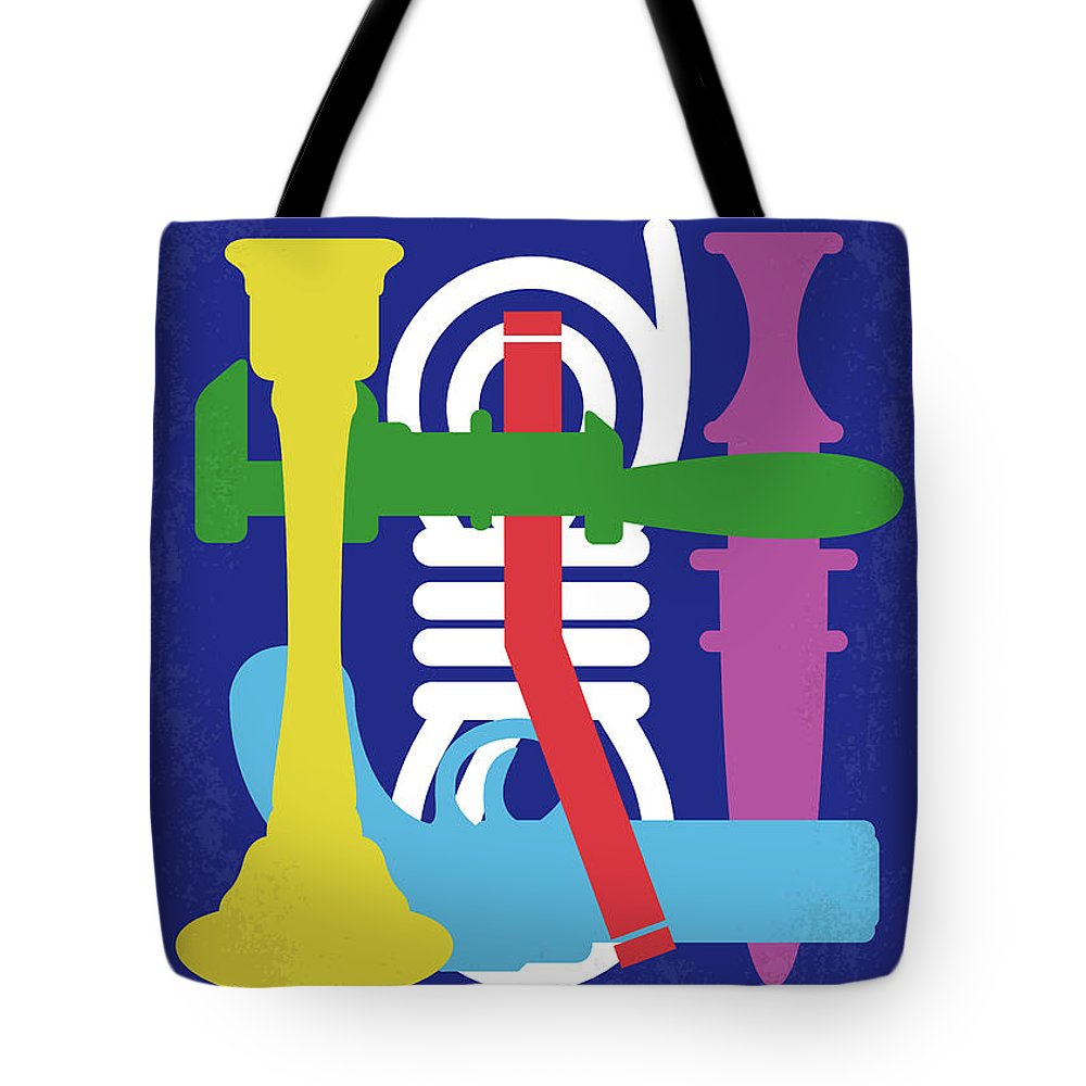 Butler Digital Art Tote Bags