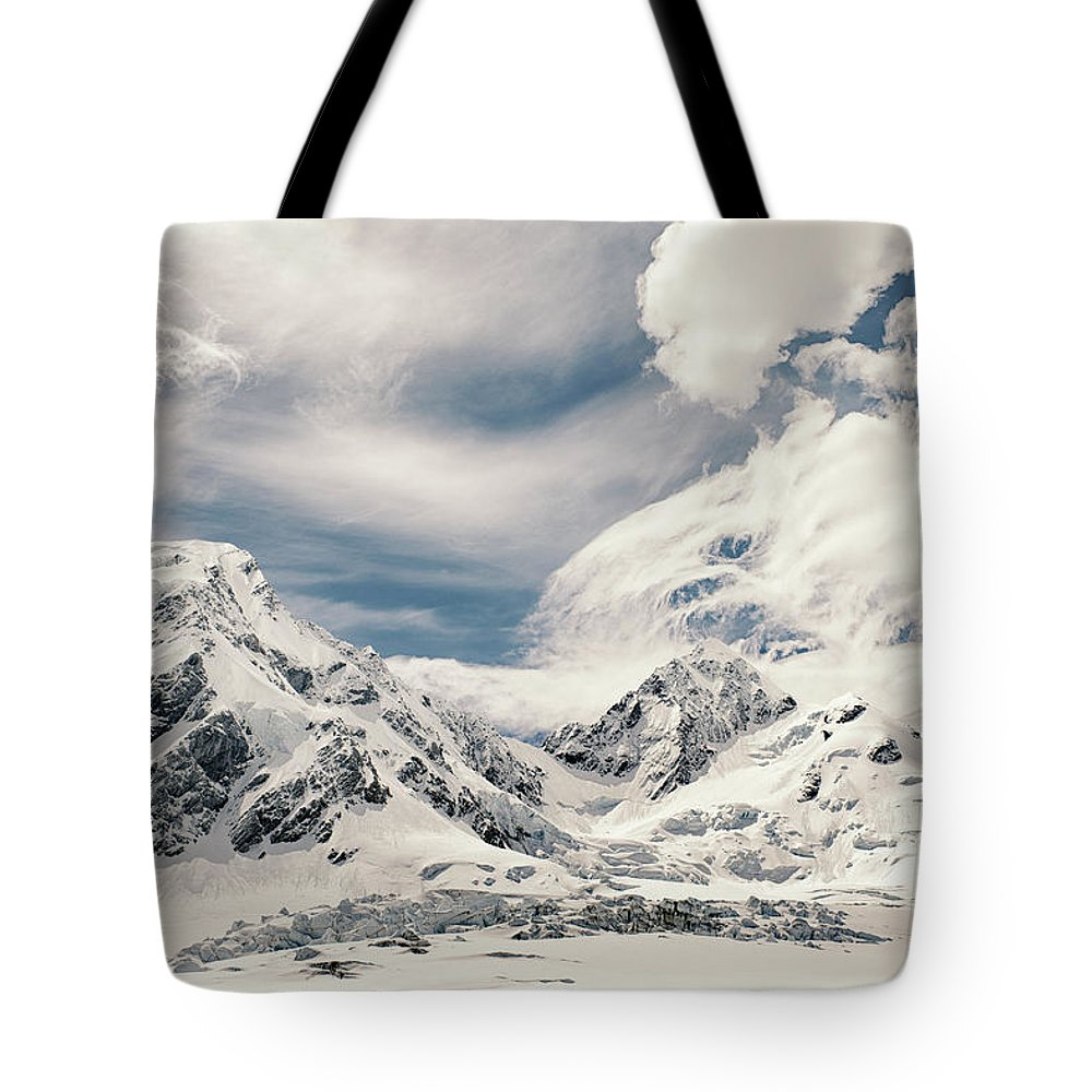 Tranquility Tote Bag featuring the photograph Nz Landscapes by Devon Strong