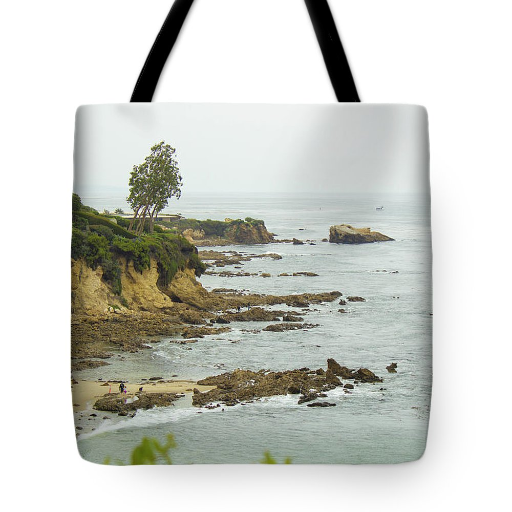 Ocean Tote Bag featuring the photograph Oceanfront Lifestyle by Alina Avanesian