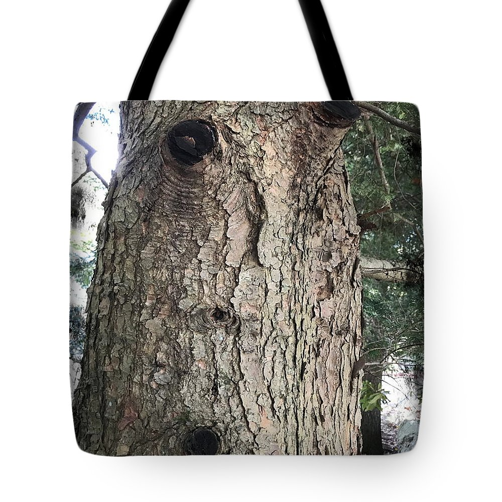 Tote Bag featuring the digital art Ohhhhhh by Cindy Greenstein