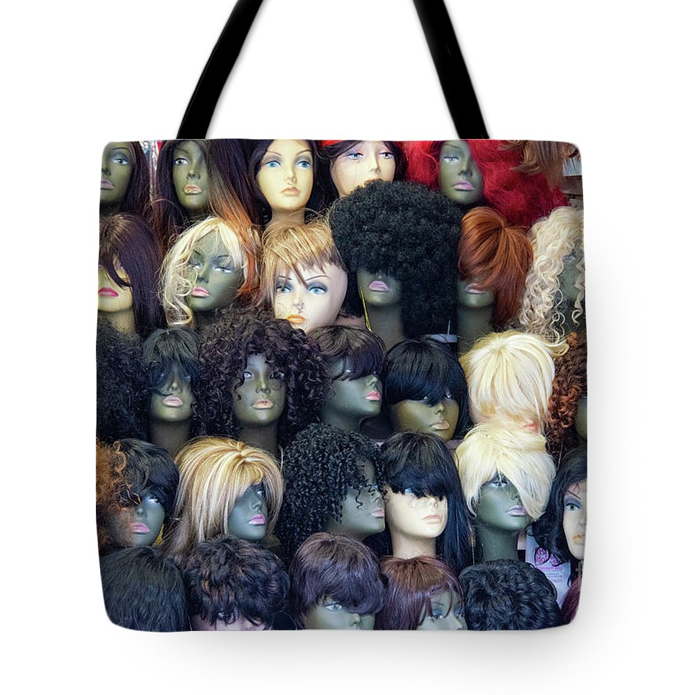 Dublin Tote Bag featuring the photograph One For Every Occasion by Bob Phillips