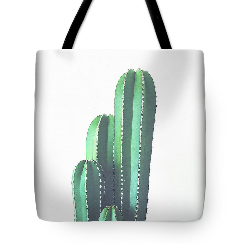 Cactus Tote Bag featuring the photograph Organ Pipe Cactus by Cassia Beck