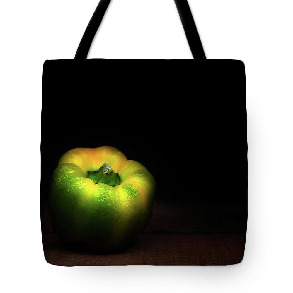Green Flash Tote Bags