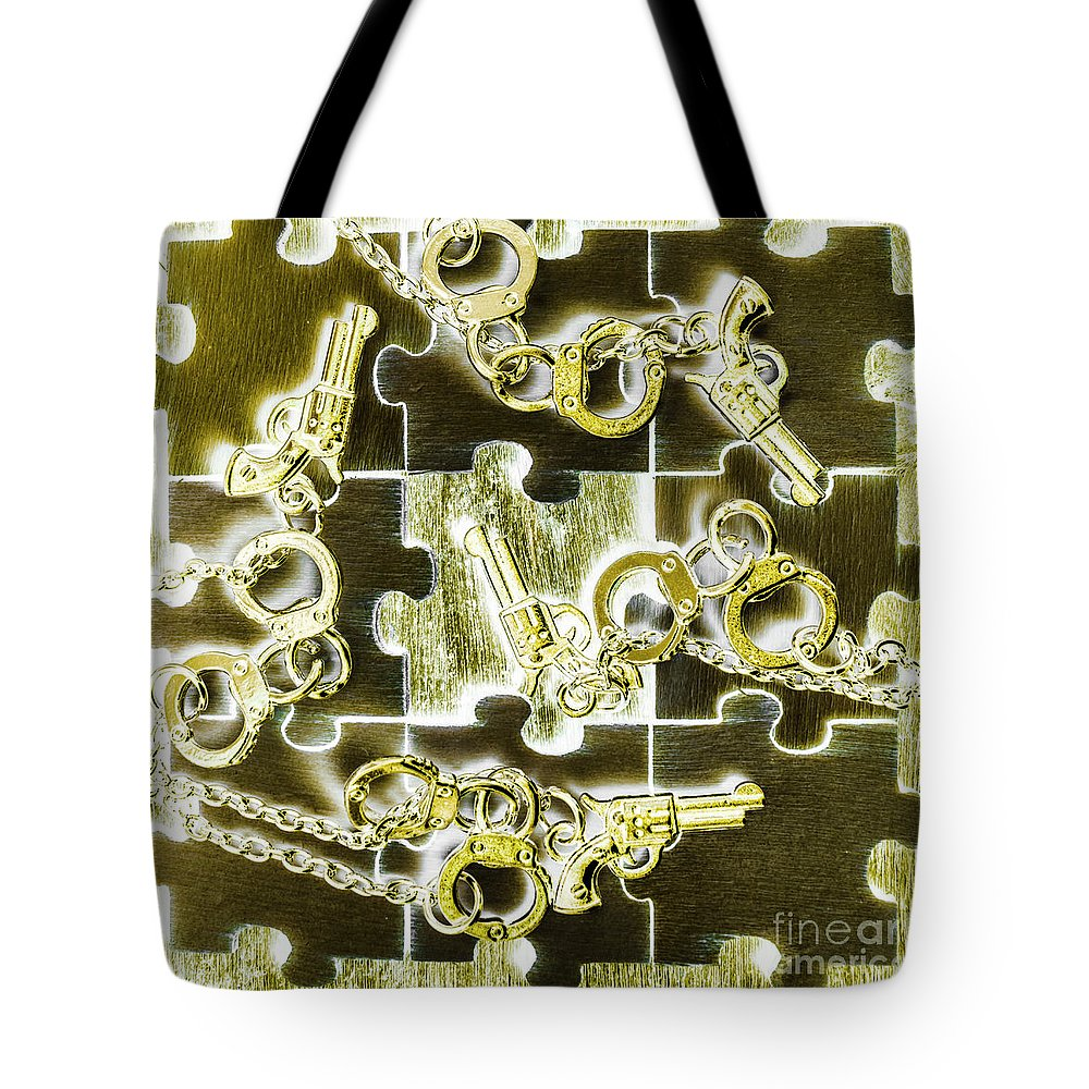 Law Tote Bags