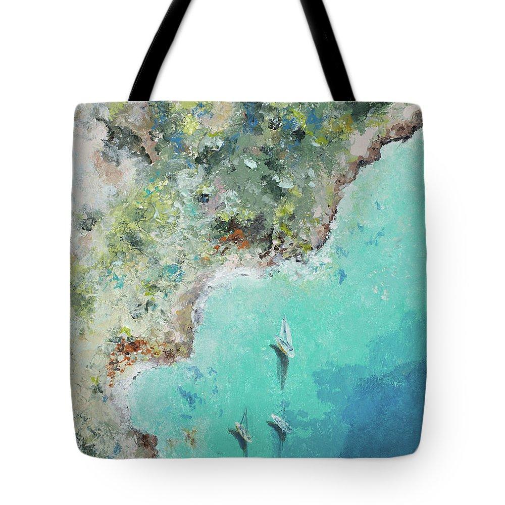 Playa Tote Bags