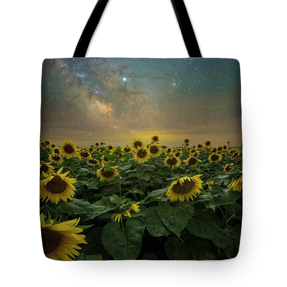 Creative Soul Tote Bag featuring the photograph Pneuma by Aaron J Groen