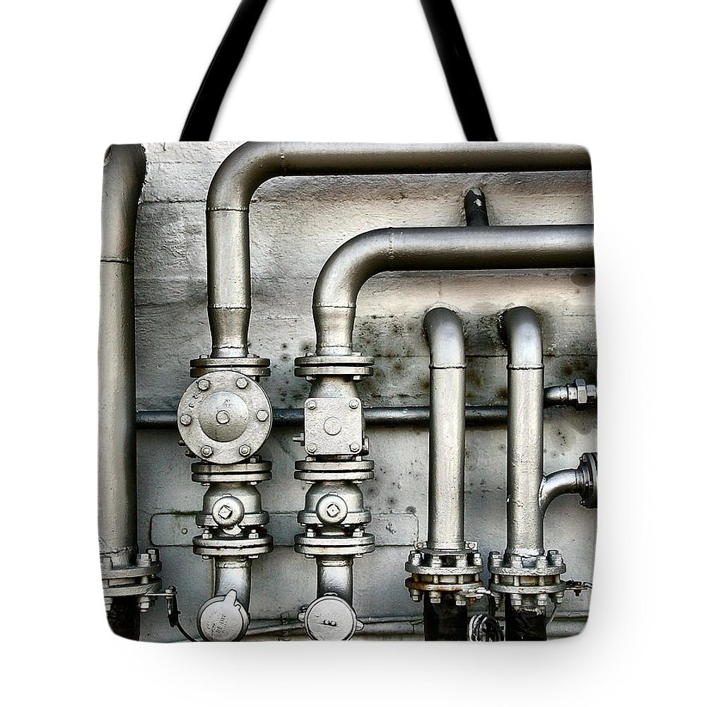 Mineral Tote Bag featuring the photograph Power Inside by Exkalibur