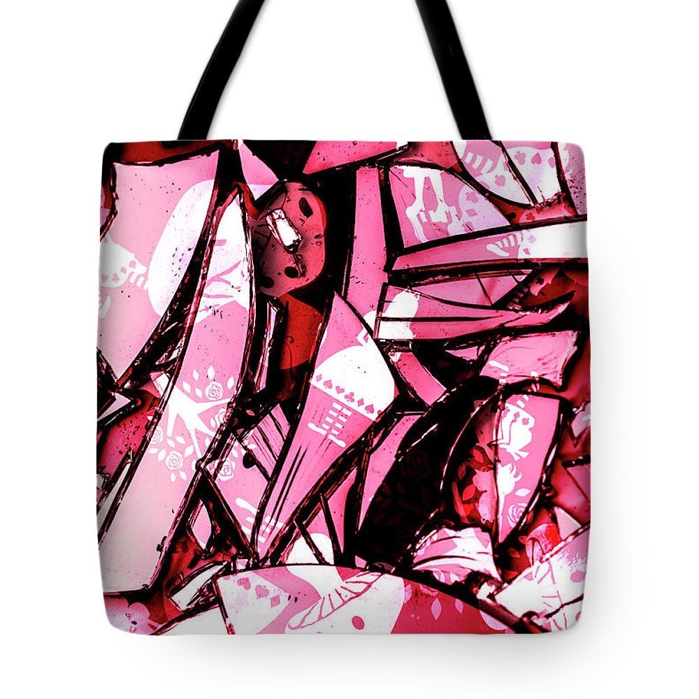 Mirror Tote Bag featuring the photograph Predictive Deprogramming by Jorgo Photography - Wall Art Gallery