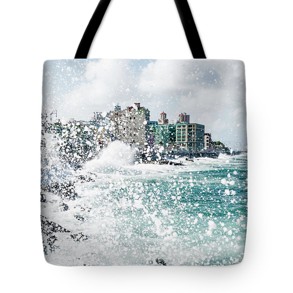 Water Tote Bag featuring the photograph Refresh Me by Yuri San