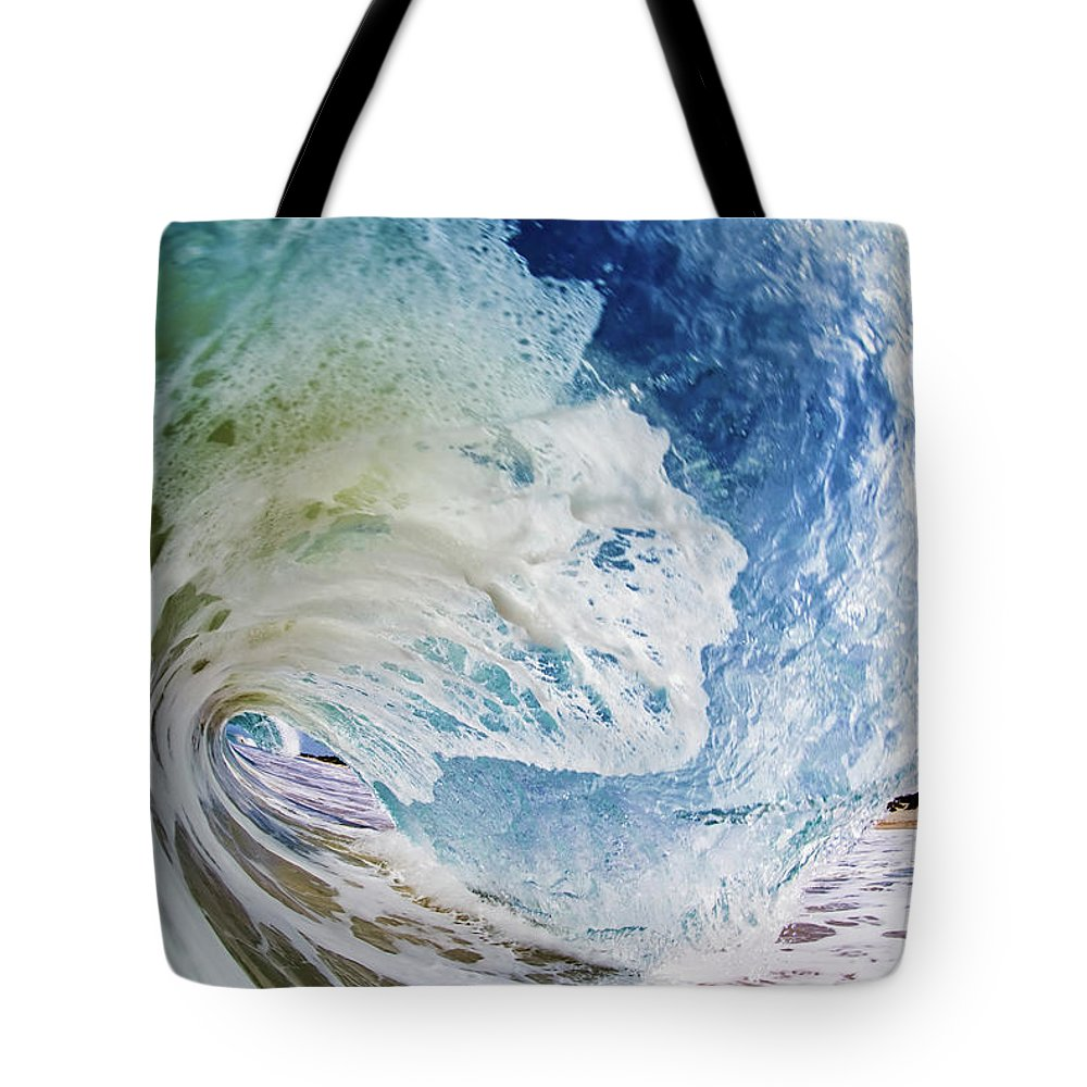 Sky Tote Bag featuring the photograph Rinse Cycle by Shannonstent
