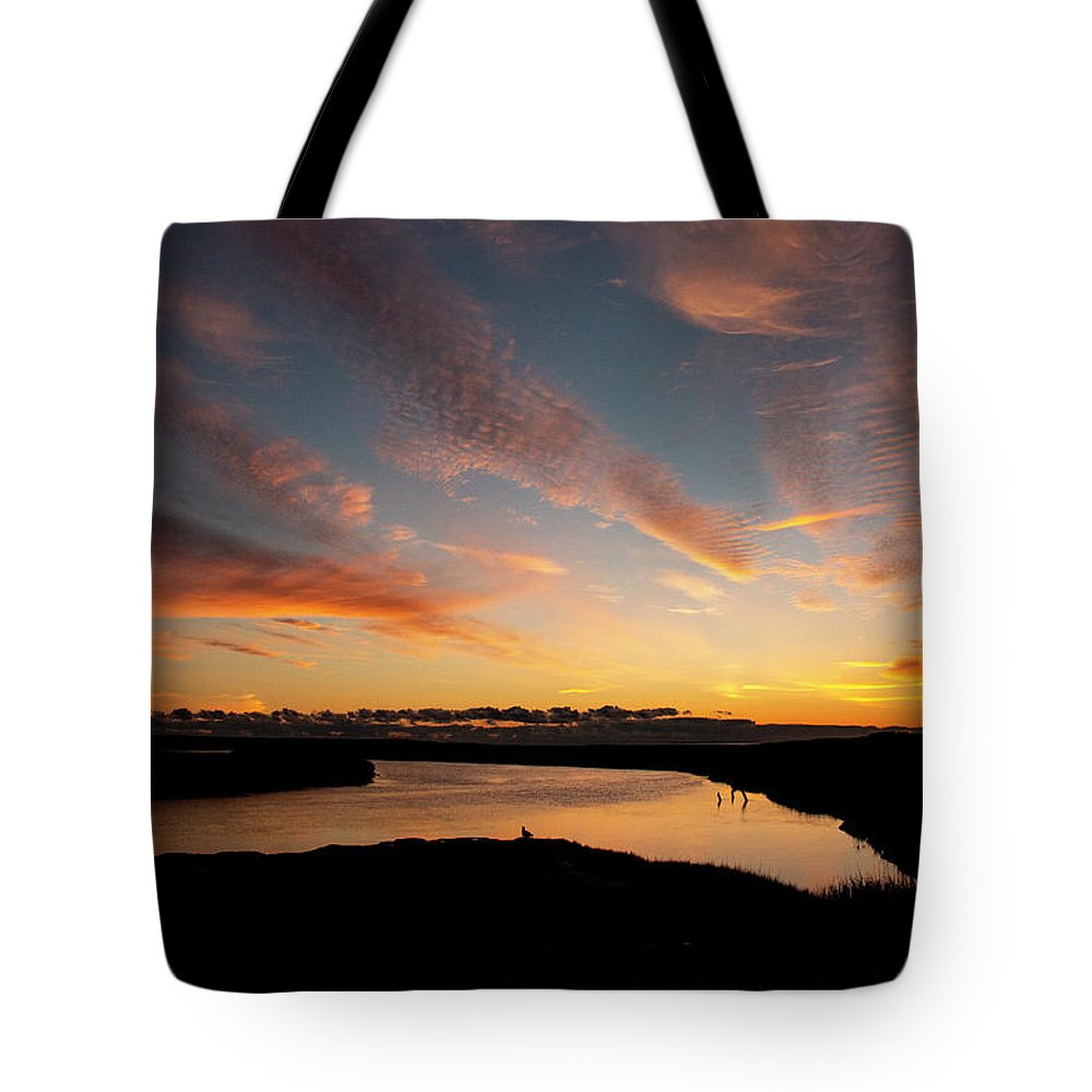 Photography Tote Bag featuring the photograph Rise And Shine by Sharon Mayhak