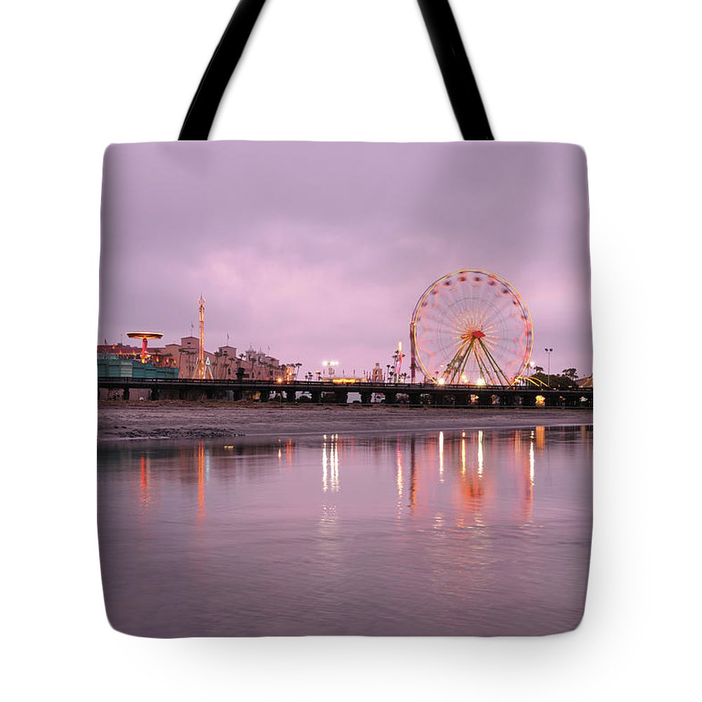 Southern California Tote Bag featuring the photograph San Diego County Fair by Paule858