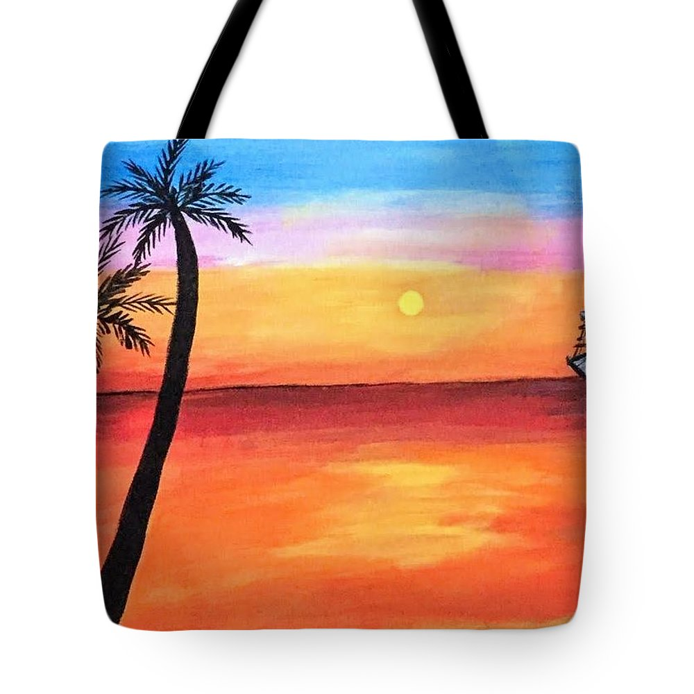 Paint Tote Bags