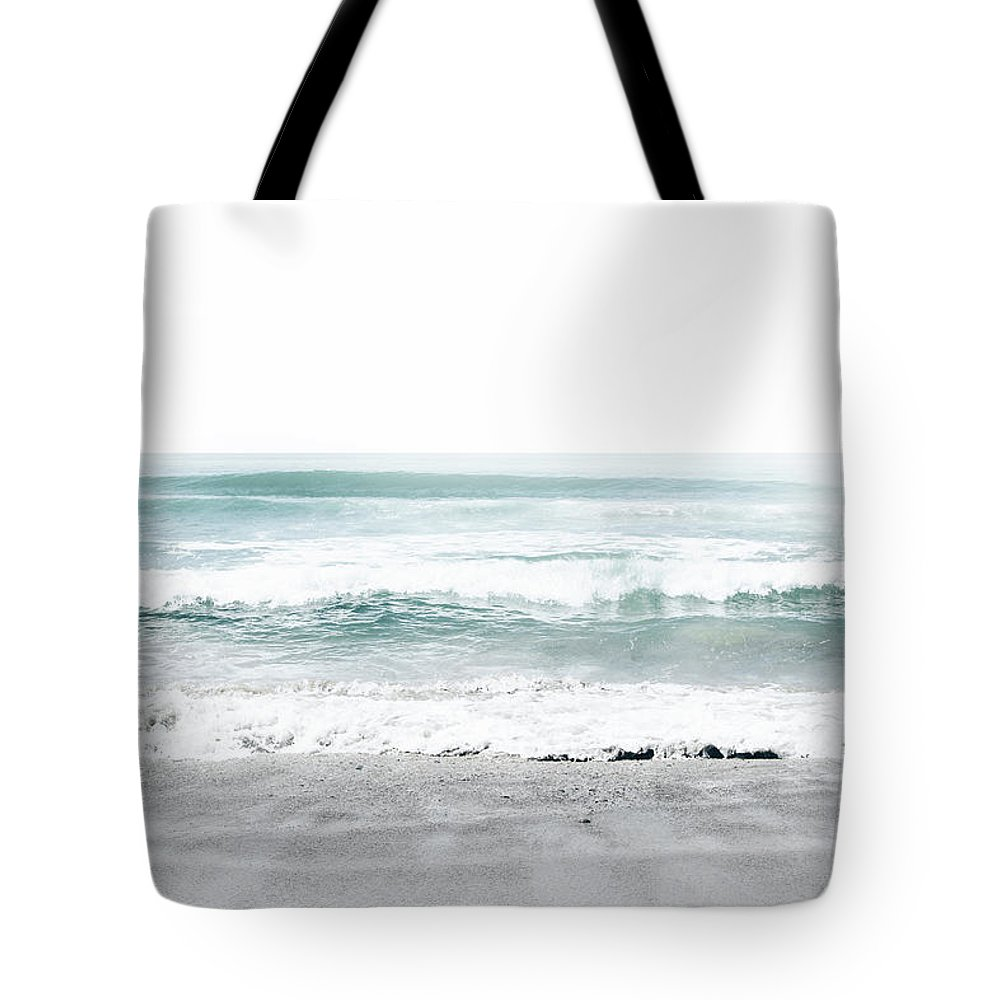 Coast Tote Bag featuring the photograph Seaside Dream- Beach Art By Linda Woods by Linda Woods