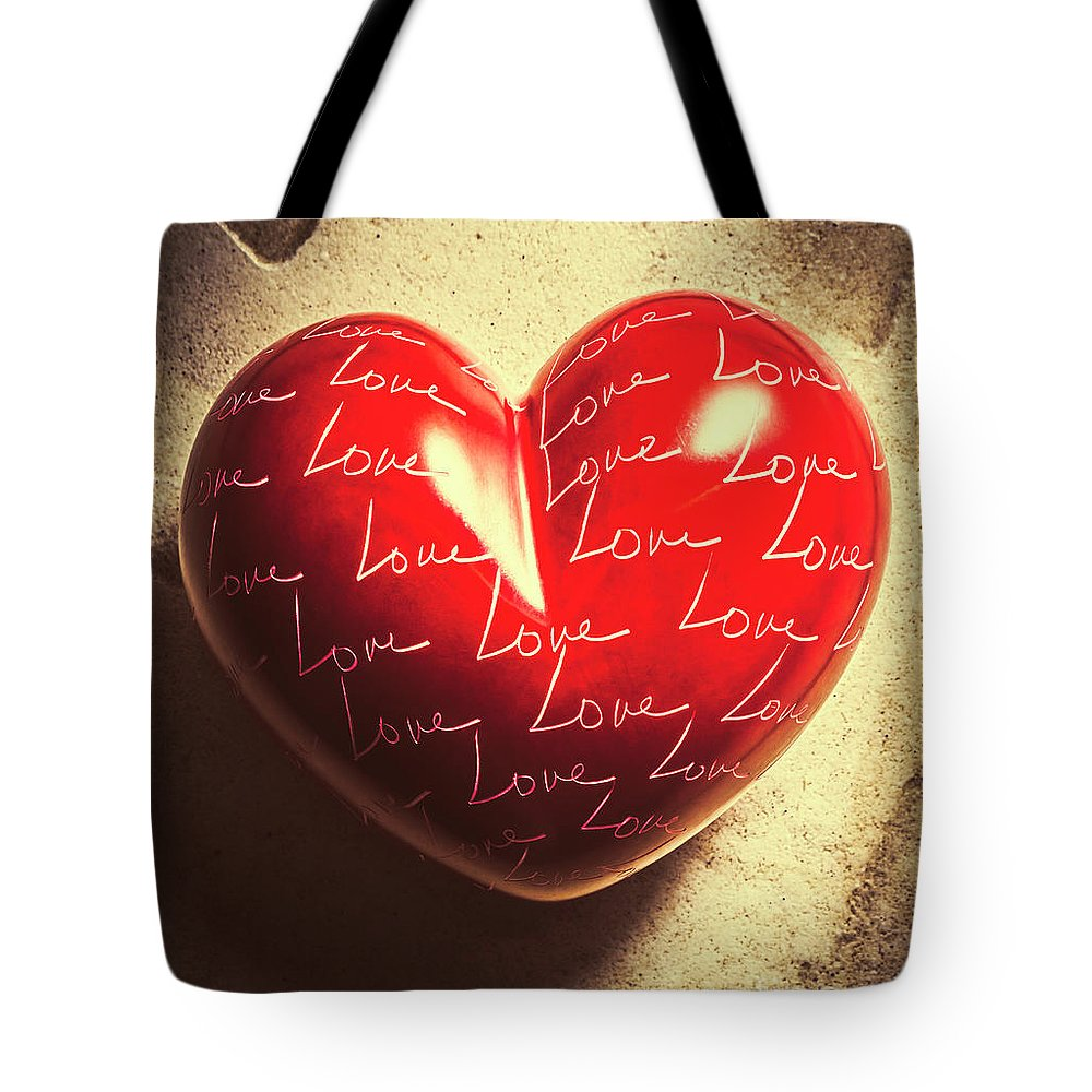 Romantic Tote Bag featuring the photograph Sentimental by Jorgo Photography - Wall Art Gallery