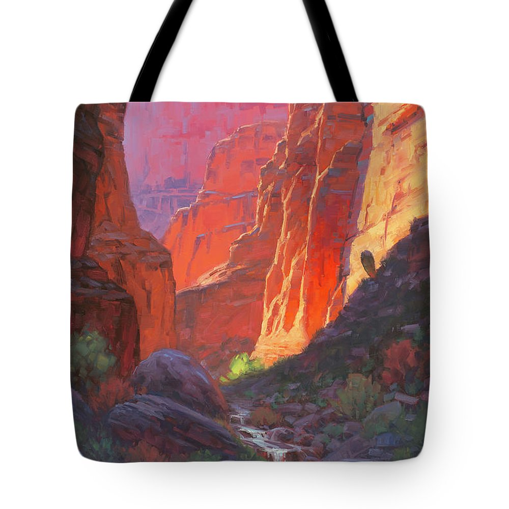 Canyon Tote Bags