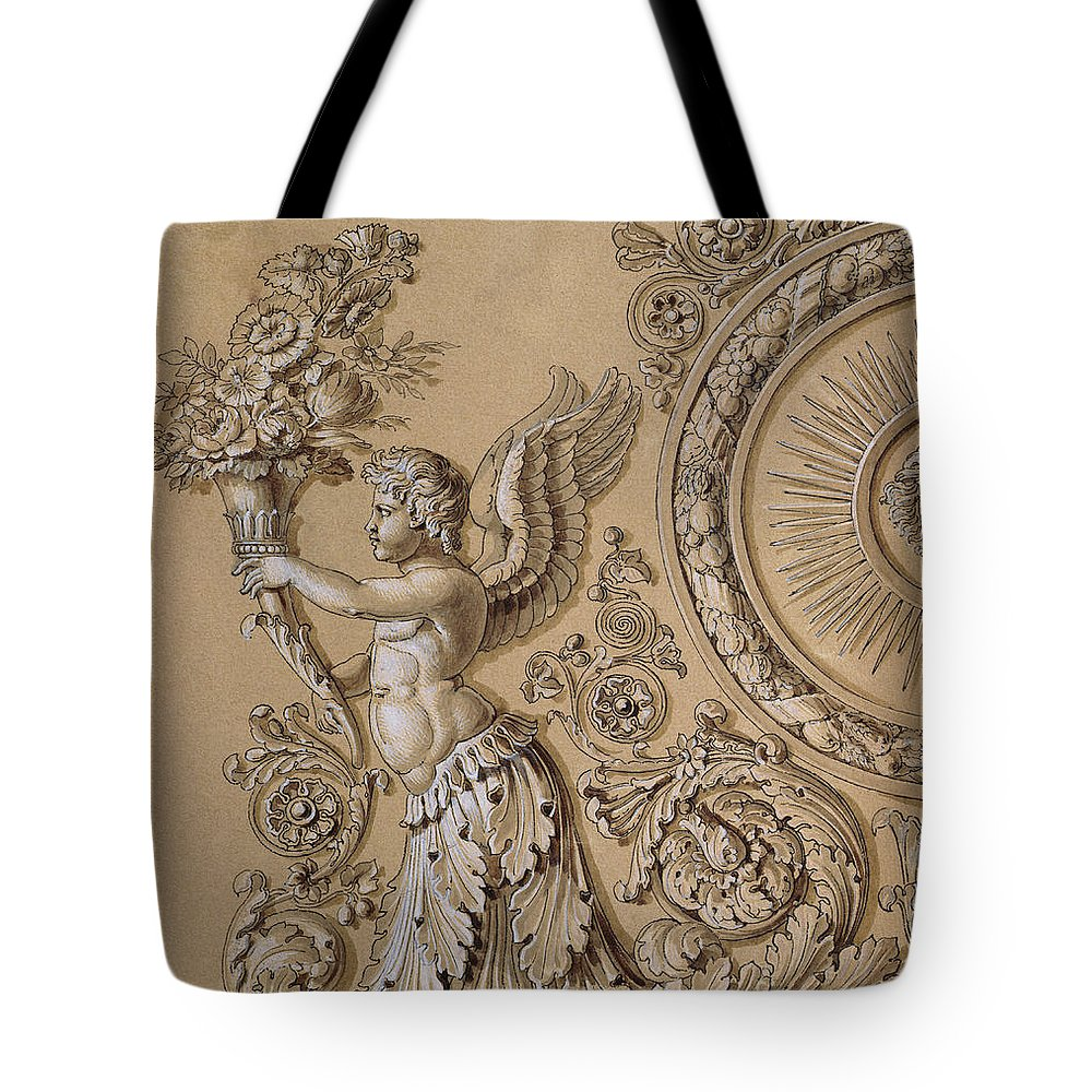 Collectible Drawings Tote Bags
