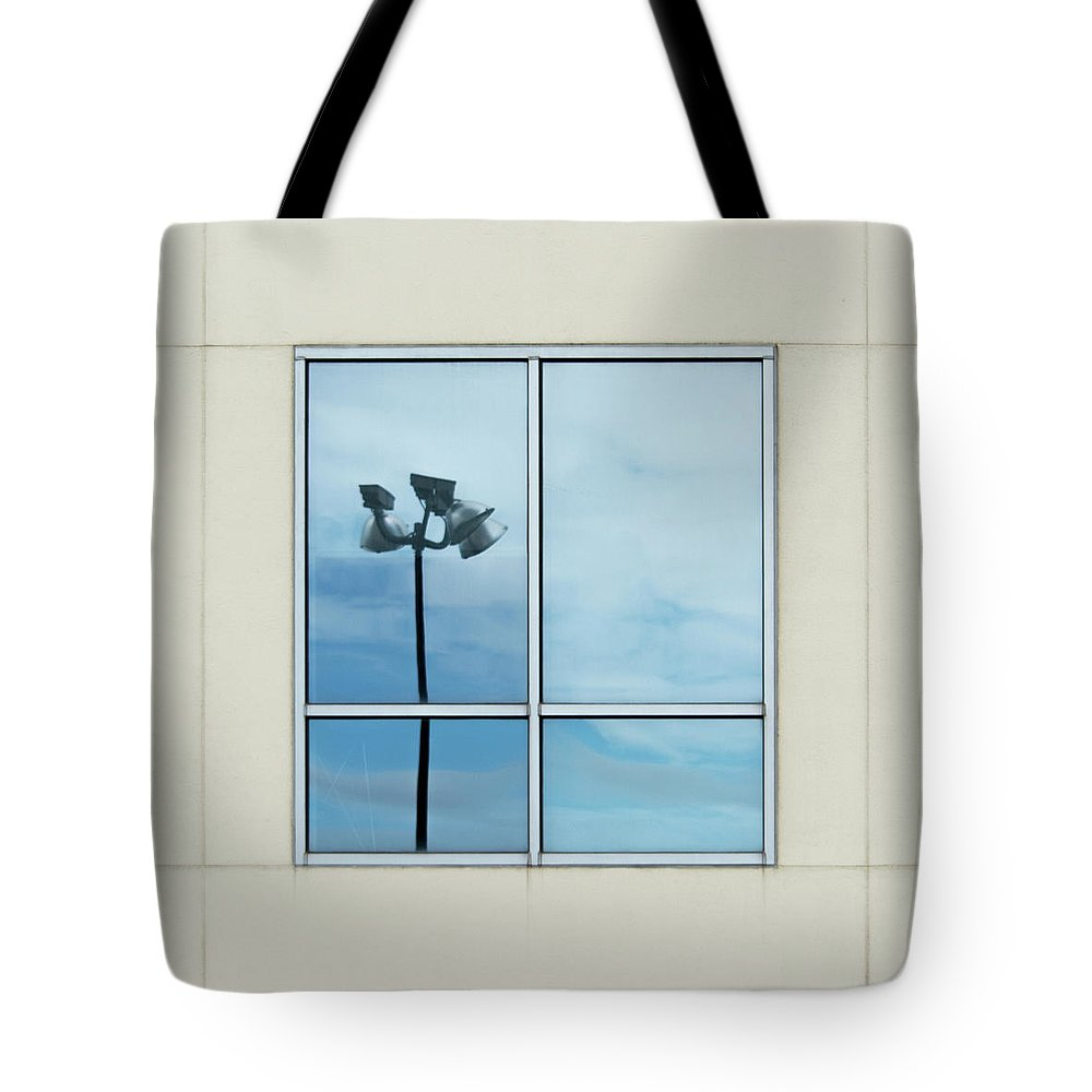 Urban Tote Bag featuring the photograph Spotlights by Stuart Allen