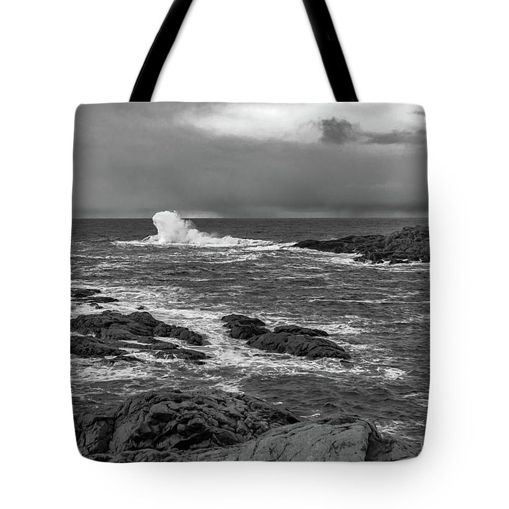 Norway Tote Bag featuring the photograph Storm by Kai Mueller