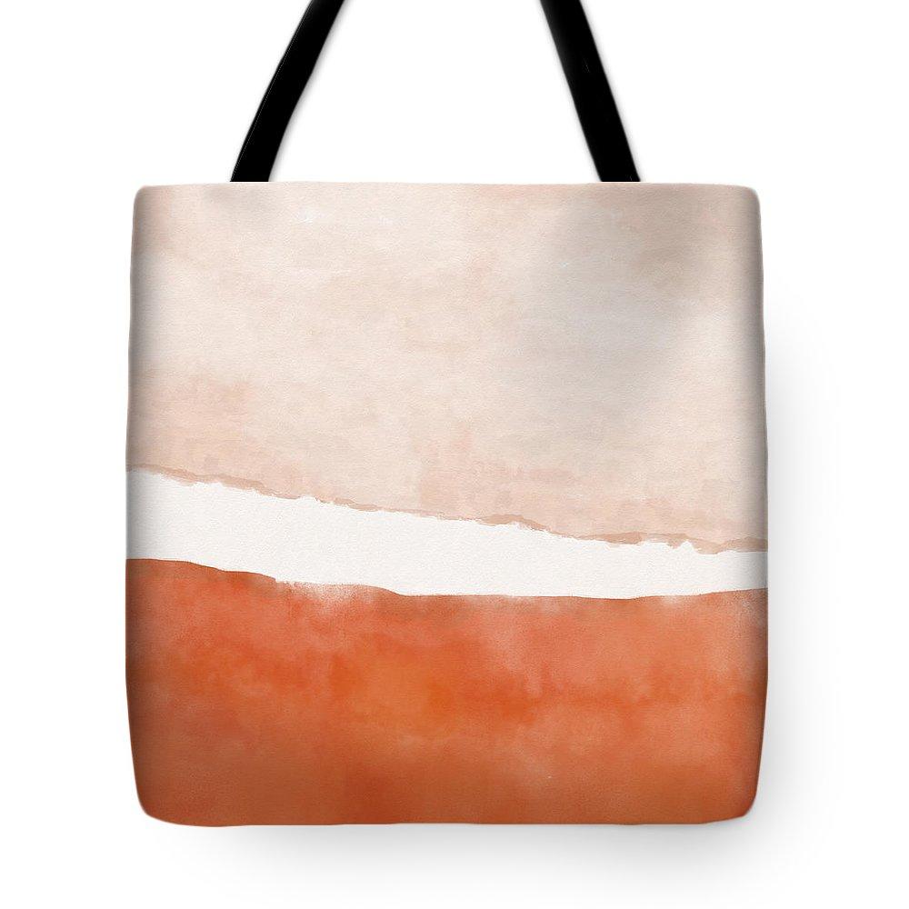 Burn Mixed Media Tote Bags