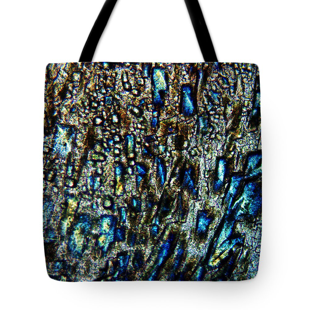 Tote Bag featuring the photograph The Leveler by Rein Nomm