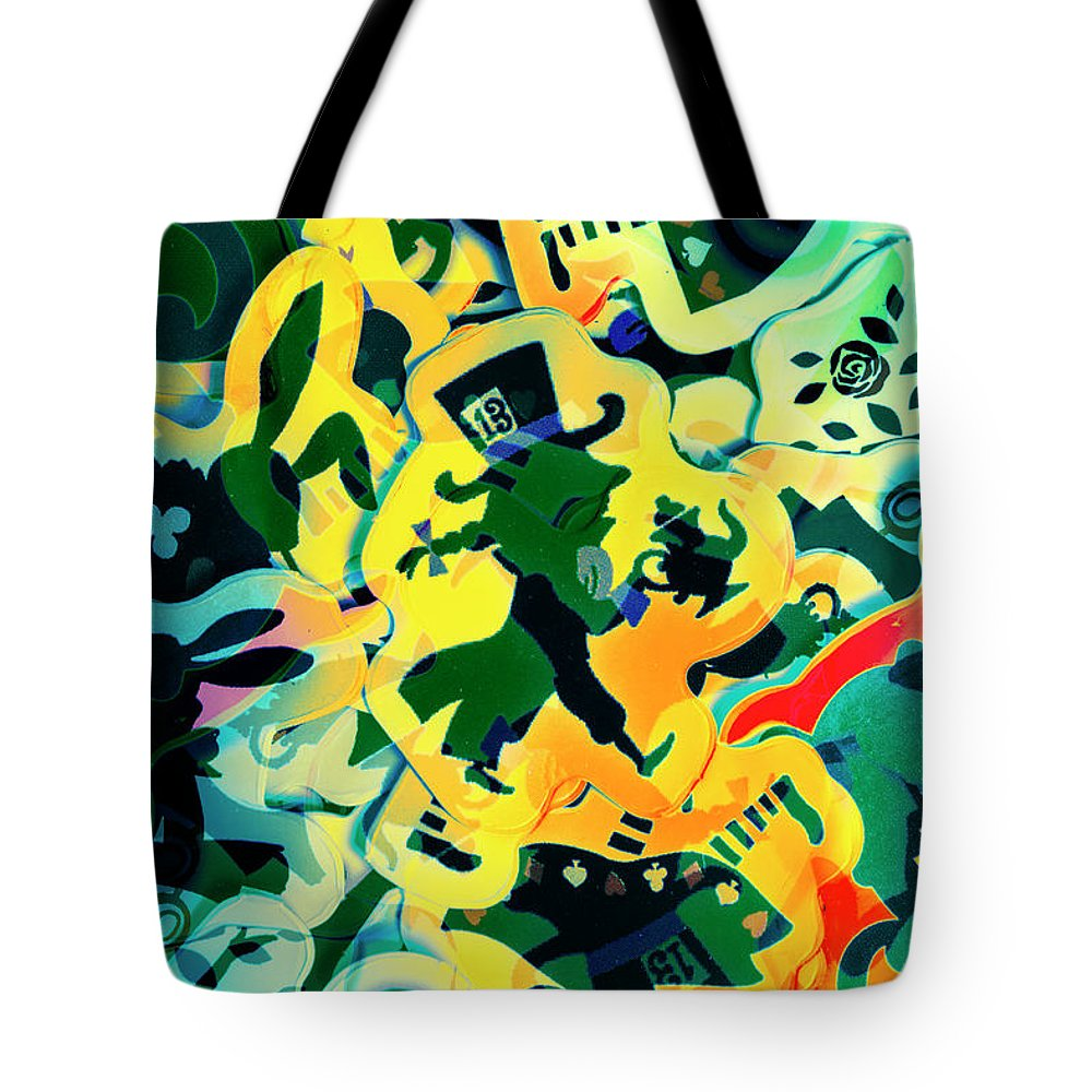 Mad Hatter Tote Bag featuring the photograph The Madness Is Real by Jorgo Photography - Wall Art Gallery