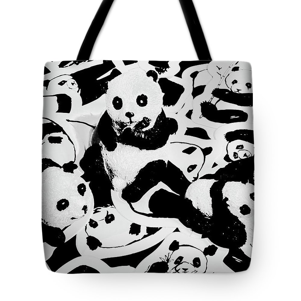 Black And White Tote Bag featuring the photograph The Northern Black And Whites by Jorgo Photography - Wall Art Gallery