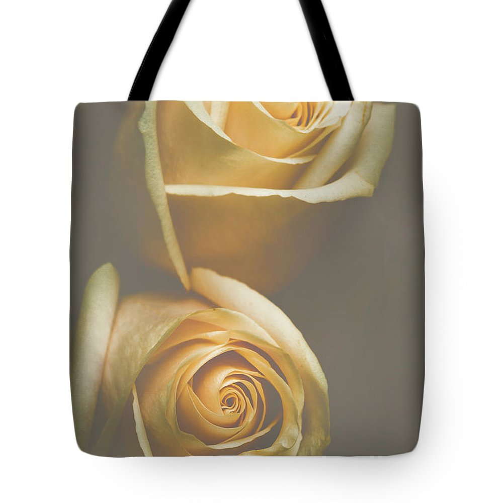 Flowers Tote Bag featuring the photograph The Soft Shadows by Jorgo Photography - Wall Art Gallery