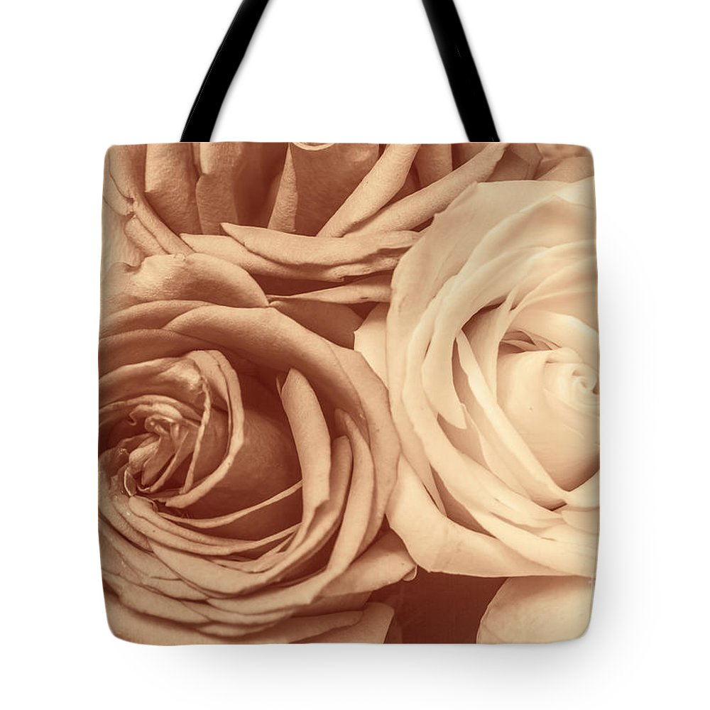 Vintage Tote Bag featuring the photograph Touching Harmony by Jorgo Photography - Wall Art Gallery