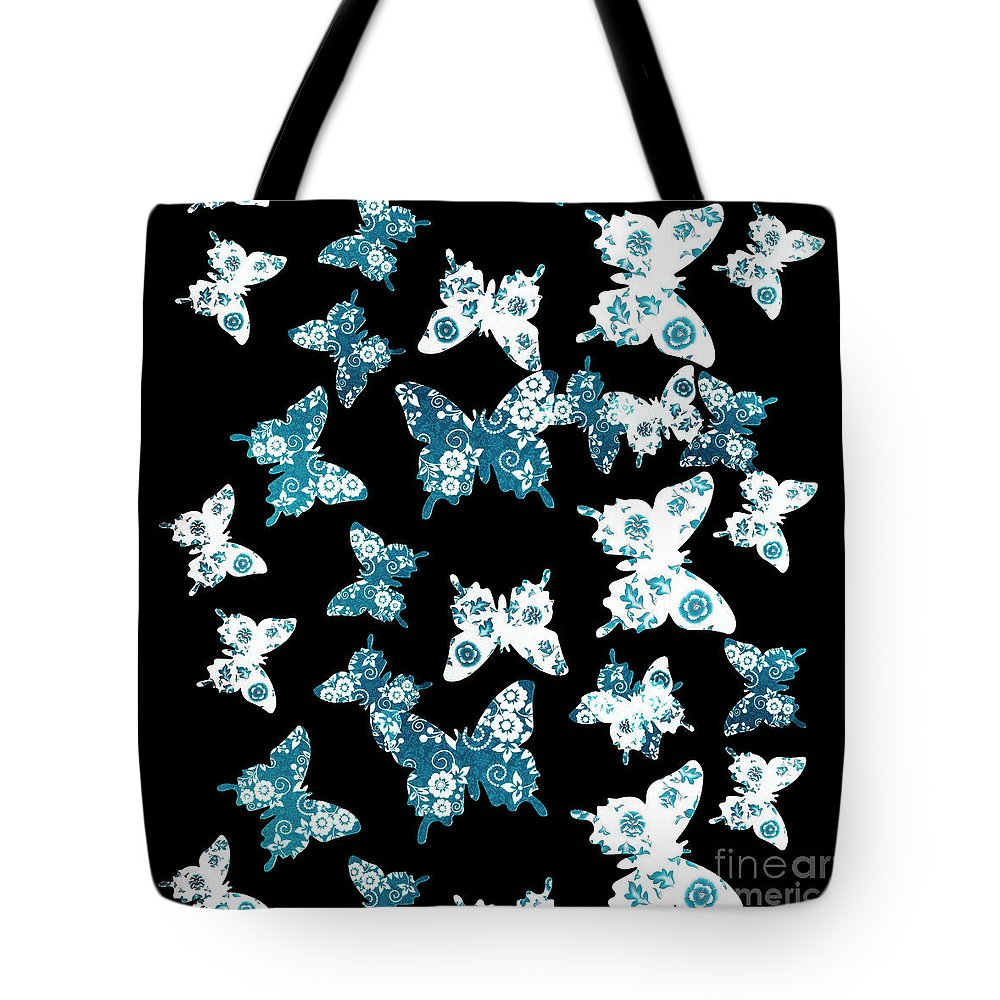 Design Tote Bag featuring the photograph Up Blue Yonder by Jorgo Photography - Wall Art Gallery
