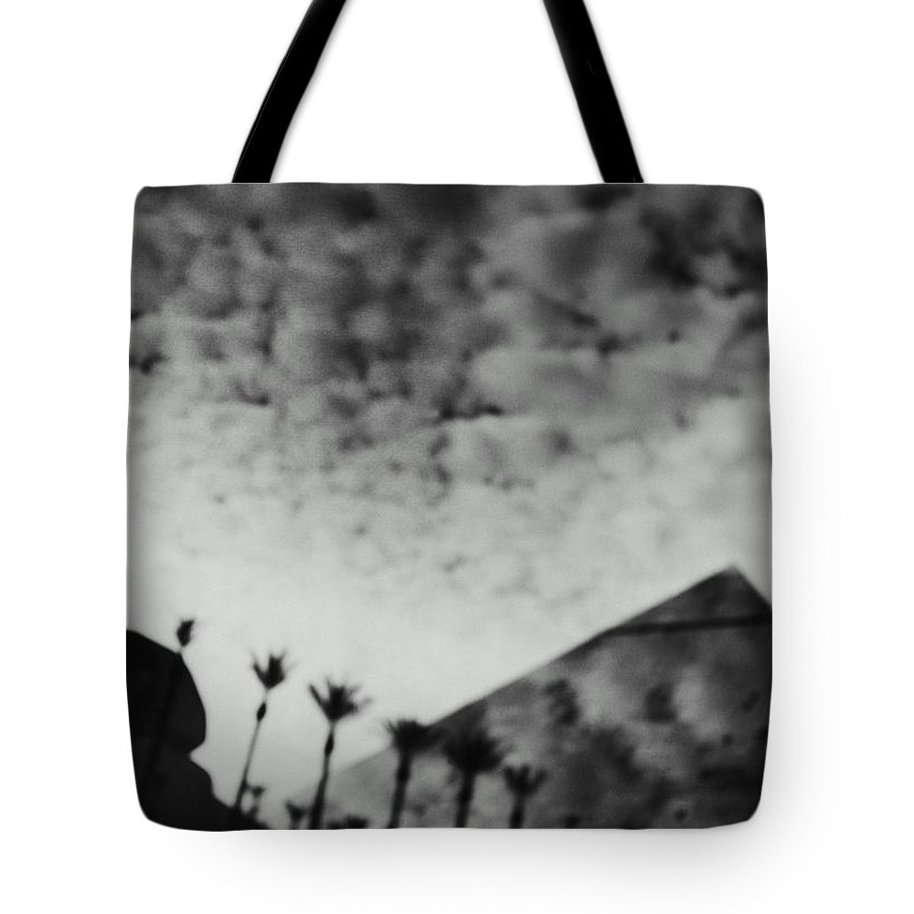 Hotel Tote Bag featuring the photograph Usa,nevada,las Vegas,luxor Hotel by Seth Joel