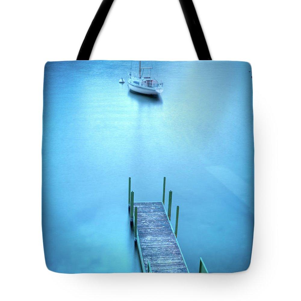 Scenics Tote Bag featuring the photograph Varenna, Lago Di Como by Mmac72
