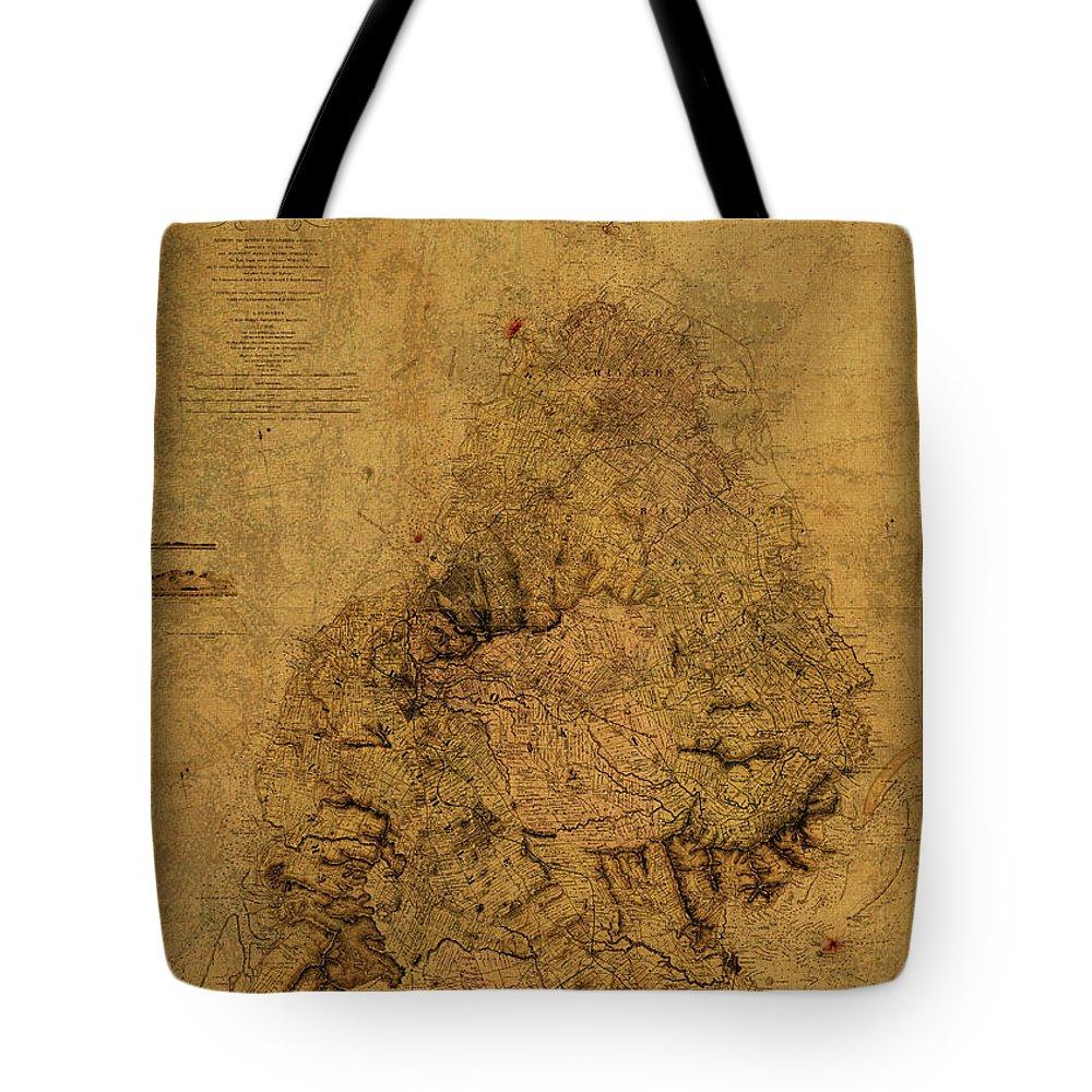 Mauritius Tote Bags