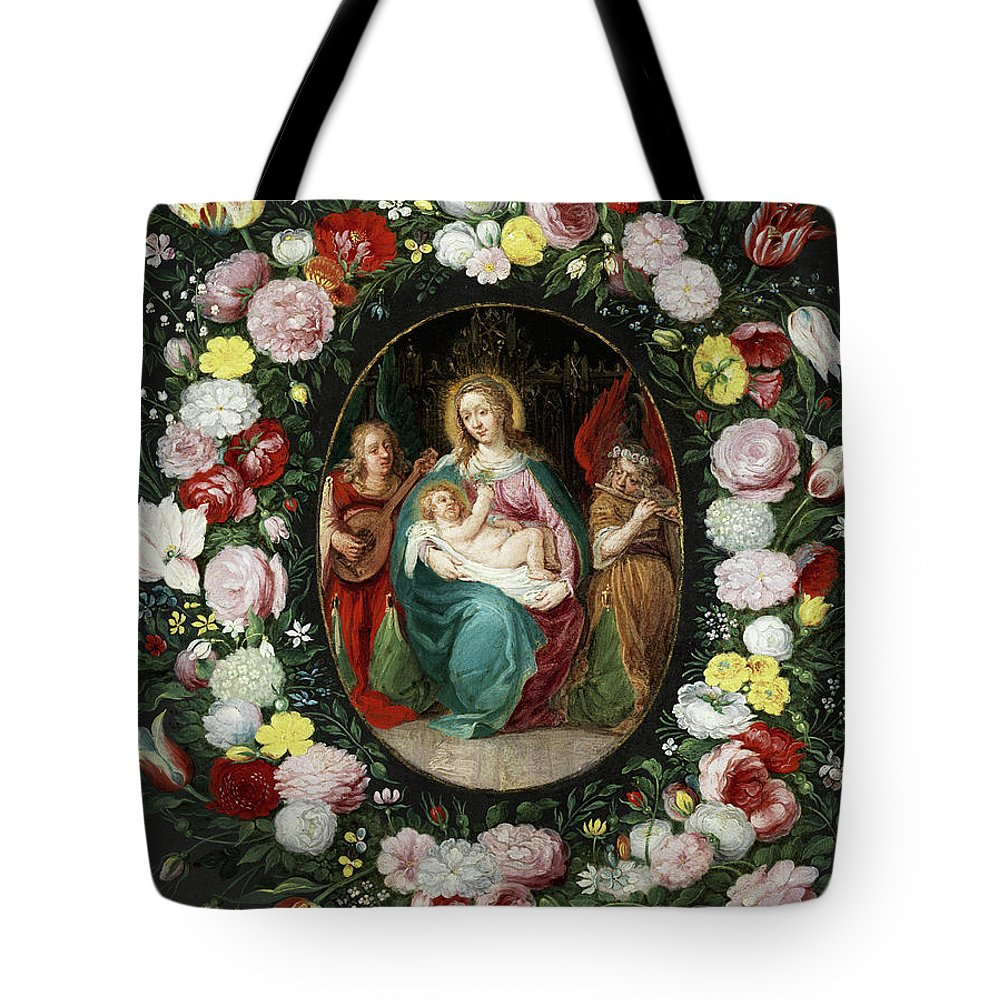 Flemish Painters Tote Bags